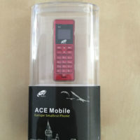 ACE Mobile europe smallest phone